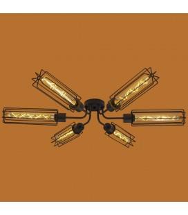Vento ceiling lamp P-6
