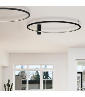 Echo ring ceiling lamp 90