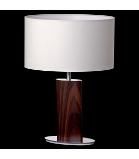 Owal table lamp