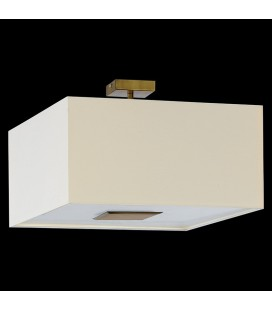 Calipso ceiling lamp ecru