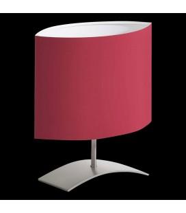 Tytanik bordo lampka biurkowa