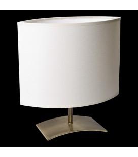 Tytanik ecru lampka biurkowa