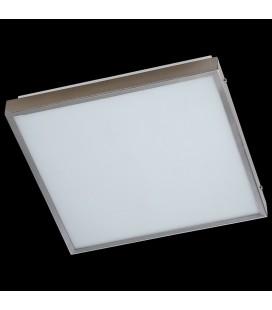 Okno plafon nikiel świetlówka