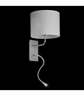 Onde wall lamp LED