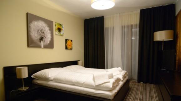 Hotel Via Jasna, Słowacja (projekt wykonany przez SMART LIGHT)