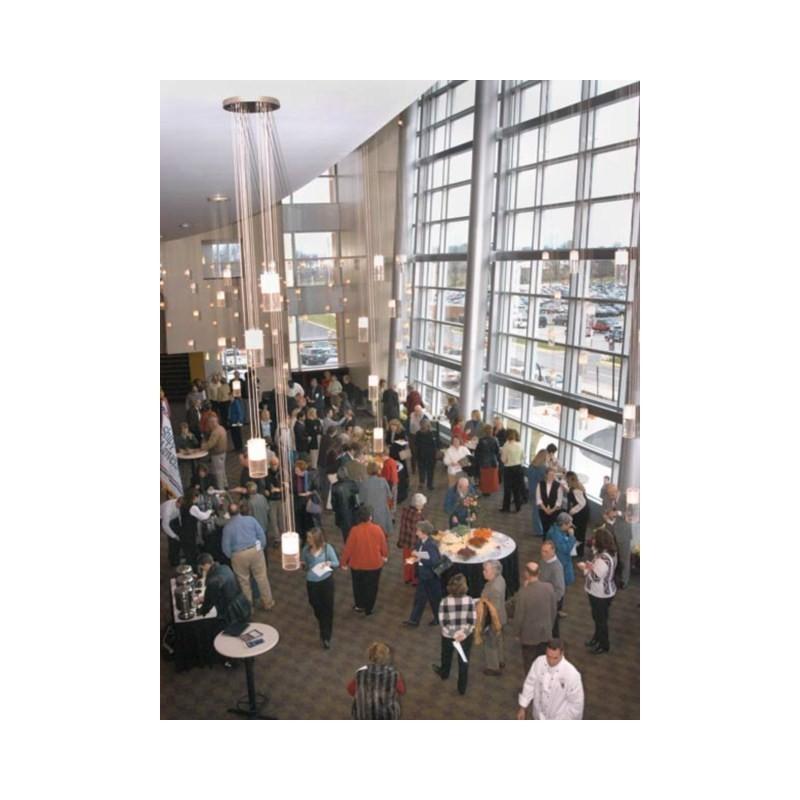 Projekty zrealizowane przez Hampstead Lighting w Stanach Zjednoczonych