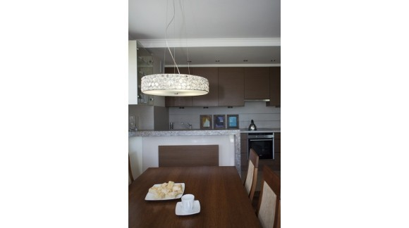 Apartament, Zielona Góra (projekt wykonany przez ARREA)