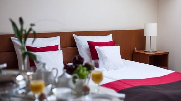 "Hotel "" Benefis "" w Krakowie"