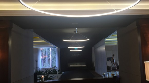 ECHO Led collection in Dr. Irena Eris Hotel in Polanica