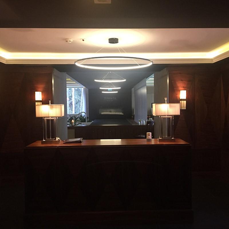 Kolekcja ECHO w hotelu Dr. Ireny Eris w Polanicy