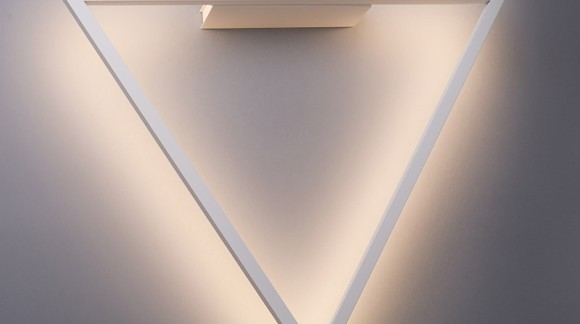 New LED wall lamps ORIGAMI, EDO, AKIRA
