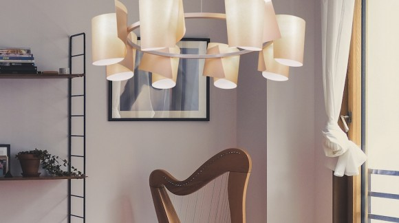 Papel lamp collection